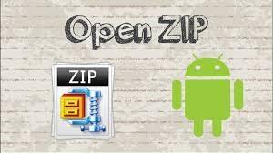 Zip und Android